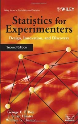 Cover of Statistics for Experimenters 2nd Edition